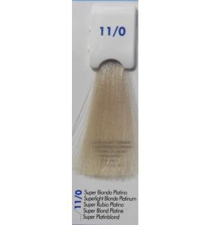 Tinta senza ammoniaca Super Biondo Platino 11/0 100 ML Bionic Inebrya Color