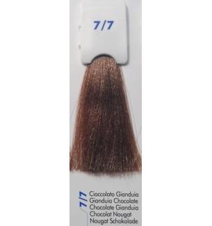 Tinta senza ammoniaca Cioccolato Gianduia 7/7 100 ml Bionic Inebrya Color - prodotti per parrucchieri - hairevolution prodotti