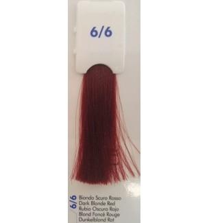 BIONDO SCURO ROSSO 6/6 100 ML Bionic Inebrya Color - prodotti per parrucchieri - hairevolution prodotti