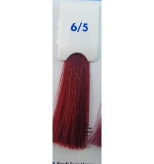 Tinta senza ammoniaca Biondo Scuro Mogano 6/5 100 ML Bionic Inebrya Color - prodotti per parrucchieri - hairevolution prodotti