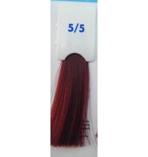 Tinta senza ammoniaca Castano Chiaro Mogano 5/5 Bionic Inebrya Color 100 ml - prodotti per parrucchieri - hairevolution prodotti