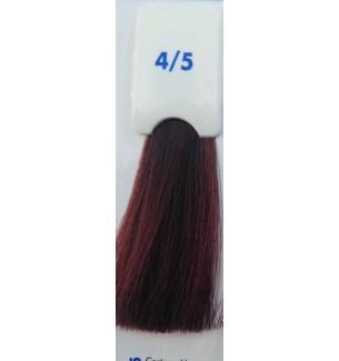 Tinta senza ammoniaca Castano Mogano 4/5 100 ML Bionic Inebrya Color - prodotti per parrucchieri - hairevolution prodotti