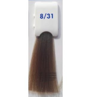 BIONDO CHIARO SABBIA 8/31 100 ML Bionic Inebrya Color - prodotti per parrucchieri - hairevolution prodotti