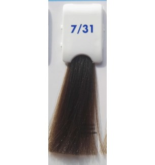 Tinta senza ammoniaca Biondo Sabbia 7/31 100 ML Bionic Inebrya Color - prodotti per parrucchieri - hairevolution prodotti