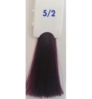 Tinta senza ammoniaca Castano Chiaro Viola 5/2 100 ML Bionic Inebrya Color - prodotti per parrucchieri - hairevolution prodotti
