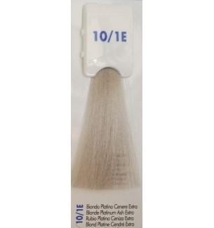 Tinta senza ammoniaca Biondo Platino Cenere Extra 10/1E 100 ML Bionic Inebrya Color - prodotti per parrucchieri - hairevoluti...