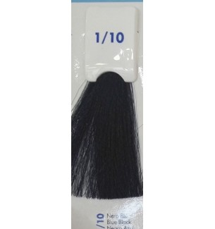 Tinta senza ammonica Nero Blu 1/10 100 ml Bionic Inebrya Color - prodotti per parrucchieri - hairevolution prodotti