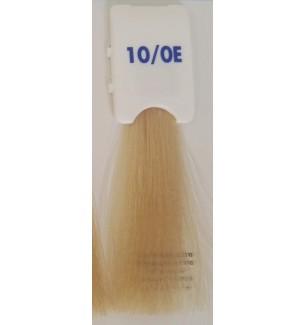 Tinta senza ammoniaca Biondo Platino Extra 10/0E 100 ml Bionic Inebrya Color - prodotti per parrucchieri - hairevolution prod...