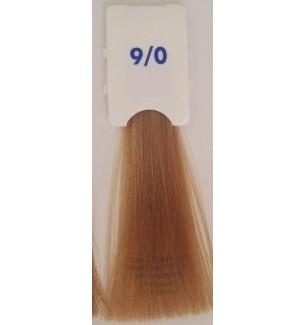 Tinta senza ammoniaca Biondo Chiarissimo 9/0 100 ml Bionic Inebrya Color - prodotti per parrucchieri - hairevolution prodotti
