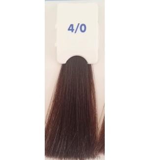 Tinta senza ammoniaca Castano 4/0 100 ml Bionic ml Inebrya Color - prodotti per parrucchieri - hairevolution prodotti