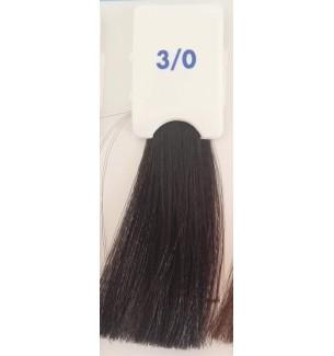 Tinta senza ammoniaca Castano Scuro 3/0 100 ml Bionic Inebrya Color