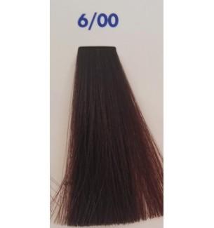Tinta senza ammonica Biondo Scuro Intenso 6/00 100 ML Bionic Inebrya Color - prodotti per parrucchieri - hairevolution prodotti