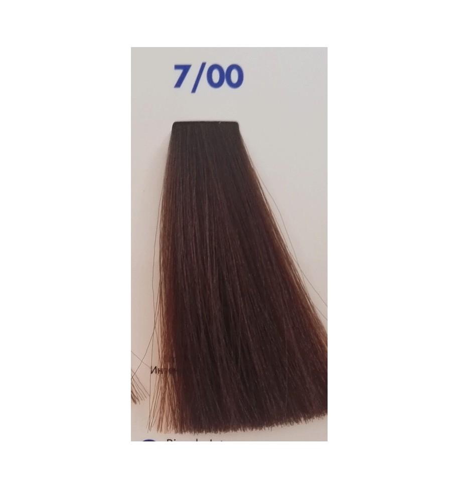 Tinta senza ammoniaca Biondo Intenso 7/00 100 ML Bionic Inebrya Color - prodotti per parrucchieri - hairevolution prodotti