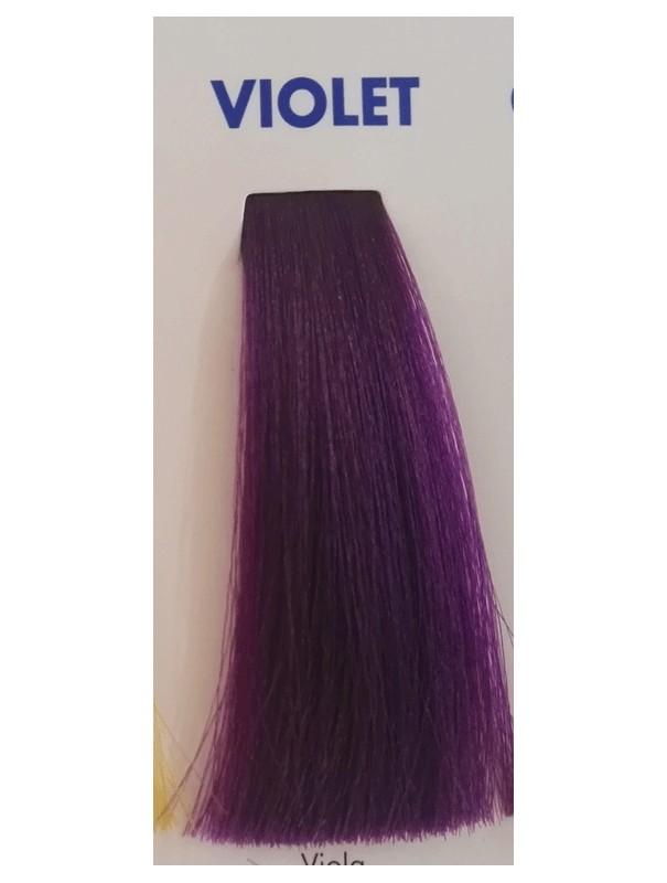 Toner senza ammonica Viola CRAZY TONER 100 ML Bionic Inebrya Color - prodotti per parrucchieri - hairevolution prodotti