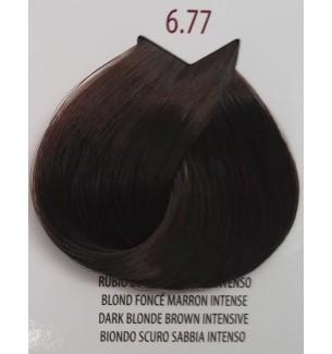 Tinta Biondo Scuro Sabbia Intenso 6.77 Life Color Plus 100 ML - prodotti per parrucchieri - hairevolution prodotti