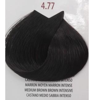 Tinta per capelli Castano Medio Sabbia Intenso 4.77 Life Color Plus 100 ML - prodotti per parrucchieri - hairevolution prodotti