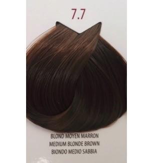 Tinta Biondo Medio Sabbia 7.7 Life Color Plus 100 ML - prodotti per parrucchieri - hairevolution prodotti