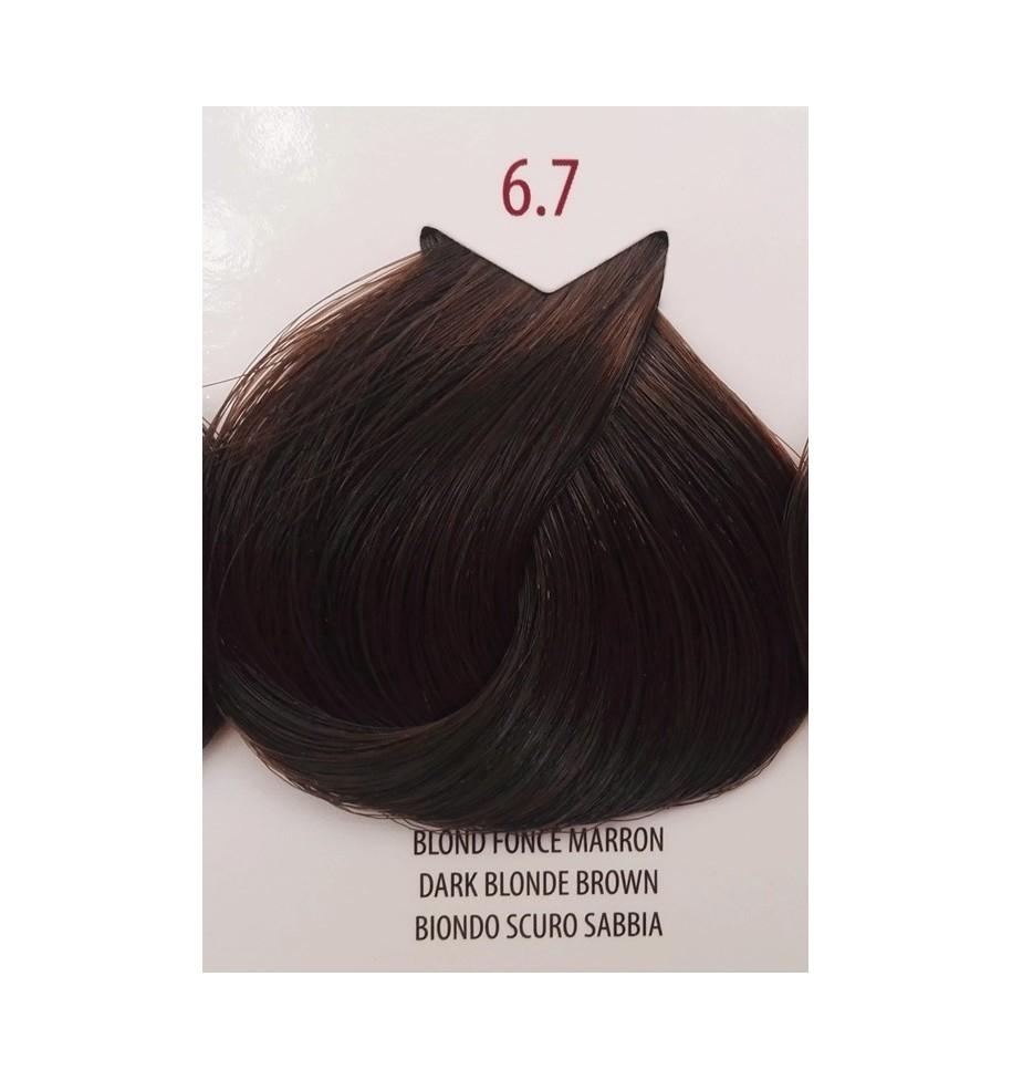 Tinta Biondo Scuro Sabbia 6.7 Life Color Plus 100 ml - prodotti per parrucchieri - hairevolution prodotti