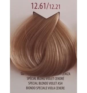 Tinta Biondo Speciale Viola Cenere 12.61 Life Color Plus 100 ML - prodotti per parrucchieri - hairevolution prodotti