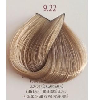 Tinta Biondo Chiarissimo Irisée Rosé 9.22 Life Color Plus 100 ML - prodotti per parrucchieri - hairevolution prodotti