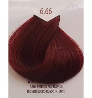 Tinta Biondo Scuro Rosso Intenso 6.66 Life Color Plus 100 ml - prodotti per parrucchieri - hairevolution prodotti