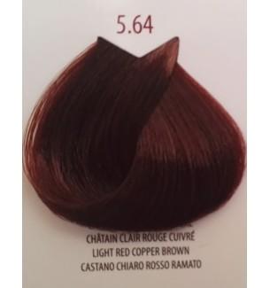 Tinta Castano Chiaro Rosso Ramato 5.64 Life Color Plus 100 ml - prodotti per parrucchieri - hairevolution prodotti