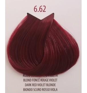 Tinta Biondo Scuro Rosso Viola 6.62 Life Color Plus 100 ml - prodotti per parrucchieri - hairevolution prodotti