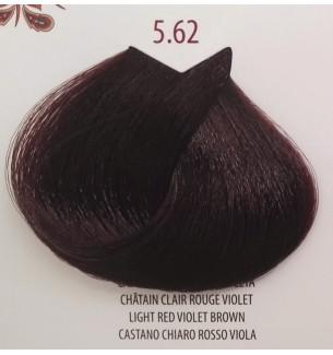 Tinta Castano Chiaro Rosso Viola 5.62 Life Color Plus 100 ml - prodotti per parrucchieri - hairevolution prodotti