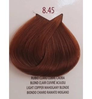 Tinta Biondo Chiaro Ramato Mogano 8.45 Life Color Plus 100 ml - prodotti per parrucchieri - hairevolution prodotti