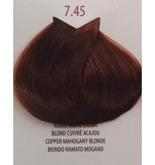 Tinta Biondo Ramato Mogano 7.45 Life Color Plus 100ml