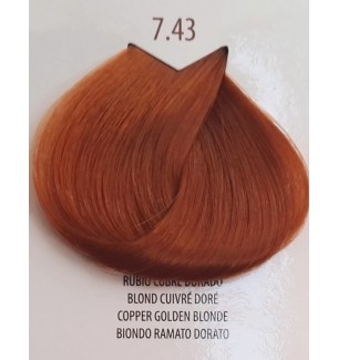 Tinta Biondo Ramato Dorato 7.43 Life Color Plus100 ML