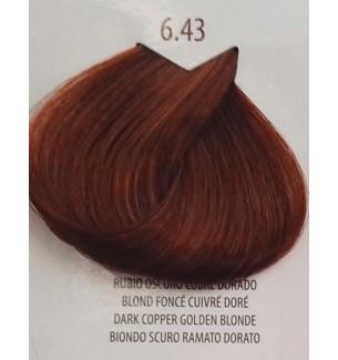 BIONDO SCURO RAMATO DORATO 6.43 LIFE COLOR PLUS 100 ML - prodotti per parrucchieri - hairevolution prodotti