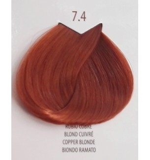 Tinta Biondo Ramato 7.4 Life Color Plus 100 ML - prodotti per parrucchieri - hairevolution prodotti