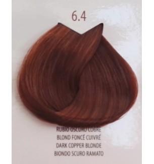 Tinta Biondo Scuro Ramato 6.4 Life Color Plus 100 ml - prodotti per parrucchieri - hairevolution prodotti