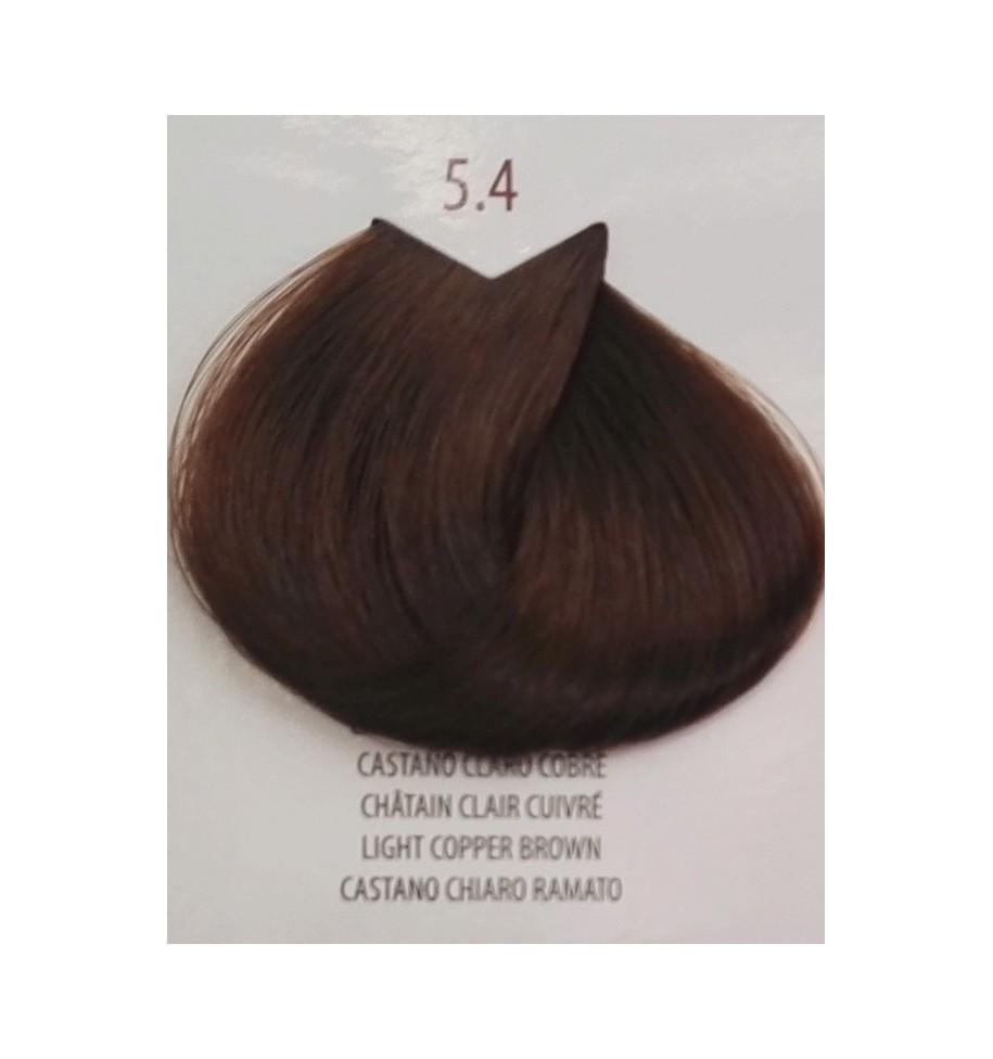 Tinta Castano Chiaro Ramato 5.4 Life Color Plus 100 ml - prodotti per parrucchieri - hairevolution prodotti