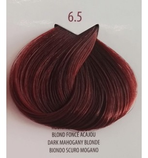 Tinta Biondo Scuro Mogano 6.5 Life Color Plus 100ml - prodotti per parrucchieri - hairevolution prodotti