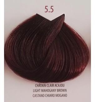 CASTANO CHIARO MOGANO 5.5 LIFE COLOR PLUS 100 ML - prodotti per parrucchieri - hairevolution prodotti