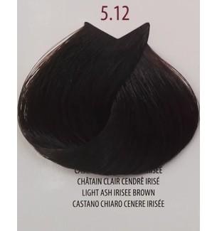 Tinta Castano Chiaro Cenere Irisée 5.12 Life Color Plus 100 ml