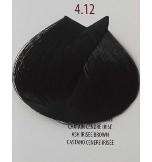 Tinta Castano Cenere Irisee 4.12 Life Color Plus 100 ML - prodotti per parrucchieri - hairevolution prodotti