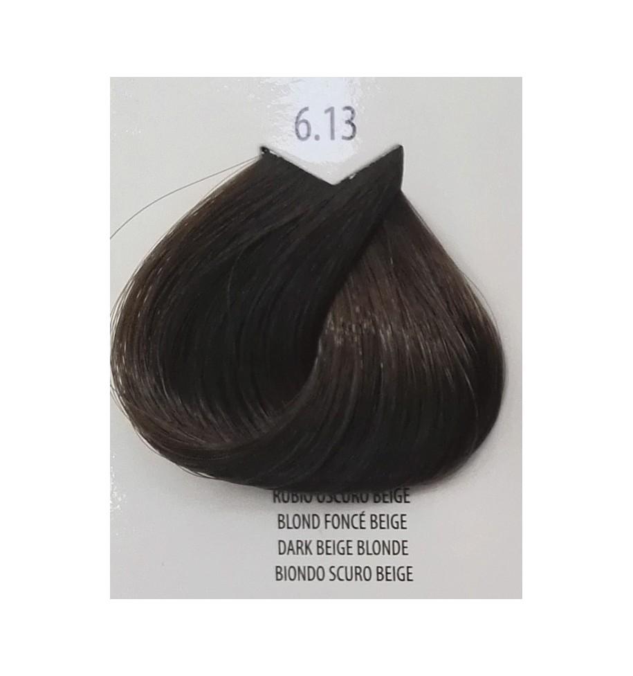 Tinta per capelli Biondo Scuro Beige 6.13 Life Color Plus 100 ML - prodotti per parrucchieri - hairevolution prodotti