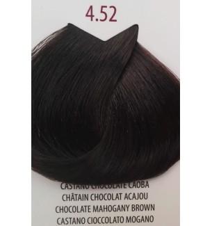 Tinta colore Castano Cioccolato Mogano 4.52 Life Color Plus 100 ML - prodotti per parrucchieri - hairevolution prodotti