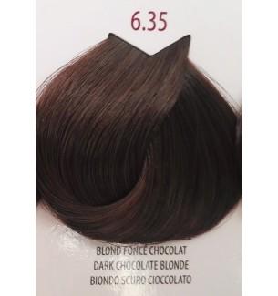Tinta Biondo Scuro Cioccolato 6.35 Life Color Plus 100ML - prodotti per parrucchieri - hairevolution prodotti