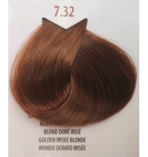 Tinta colore Biondo Dorato Irisee 7.32 Life Color Plus 100 ml - prodotti per parrucchieri - hairevolution prodotti