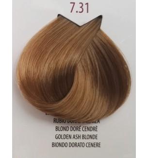 Tinta per capelli Biondo Dorato Cenere 7.31 Life Color Plus 100 ml - prodotti per parrucchieri - hairevolution prodotti