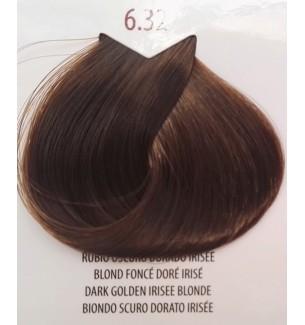 Tinta per capelli Biondo Scuro Dorato Irisee 6.32 Life Color Plus 100 ML