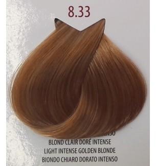 Tinta Biondo Chiaro Dorato Intenso 8.33 Life Color Plus 100 ML - prodotti per parrucchieri - hairevolution prodotti