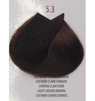 Tinta Castano Chiaro Dorato 5.3 Life Color Plus 100 ML - prodotti per parrucchieri - hairevolution prodotti