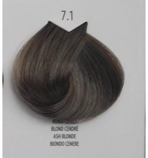 Tinta per capelli Biondo Cenere 7.1 Life Color Plus 100 ML - prodotti per parrucchieri - hairevolution prodotti