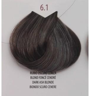 Tinta per capelli Biondo Scuro Cenere 6.1 Life Color Plus100 ML - prodotti per parrucchieri - hairevolution prodotti