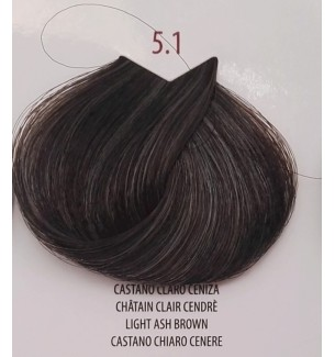 Tinta Castano Chiaro Cenere 5.1 Life Color Plus 100 ML - prodotti per parrucchieri - hairevolution prodotti